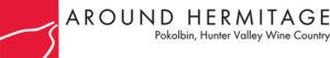 Around Hermitage Logo